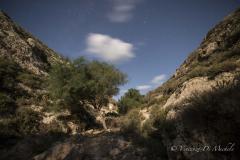 Uadi, Cala Pulcino Lampedusa