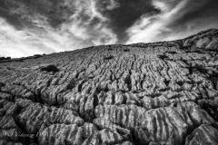 la potenza erosiva dell'acqua, Dolomiti